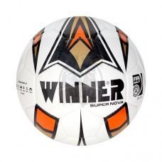 Мяч футбольный матчевый Winner Super Nova FIFA №5