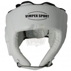 Шлем боксерский Vimpex Sport кожа
