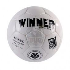 Мяч футбольный матчевый Winner Brilliant FIFA №5