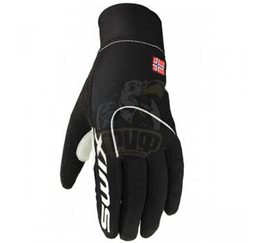 Перчатки лыжные мужские Swix XC 1000 (черный)