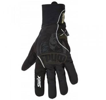 Перчатки лыжные женские Swix Star XC (черный)