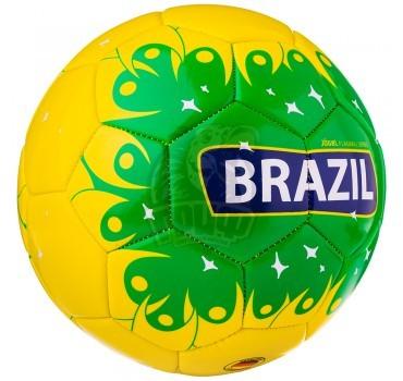 Мяч футбольный любительский Jogel Brazil №5