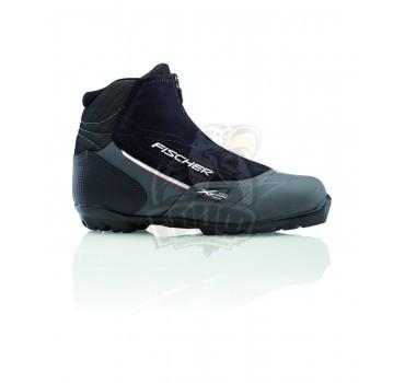 Ботинки лыжные Fischer XC Pro Red NNN