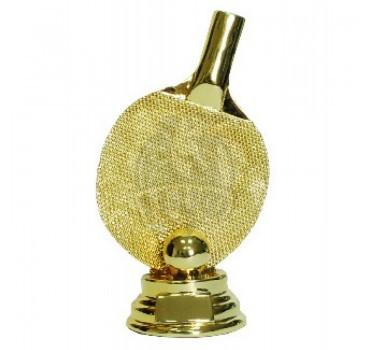 Кубок сувенирный Настольный теннис HX1341-B2 (золото)
