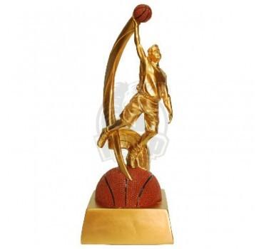 Кубок сувенирный Баскетбол HX1378-A6 (серебро)