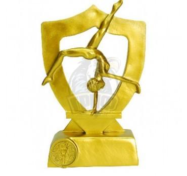Кубок сувенирный Гимнастика HX1689-B5 (золото)
