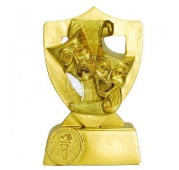 Кубок сувенирный Театр HX2377-C5 (золото)