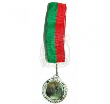 Медаль 4.5 см (серебро)