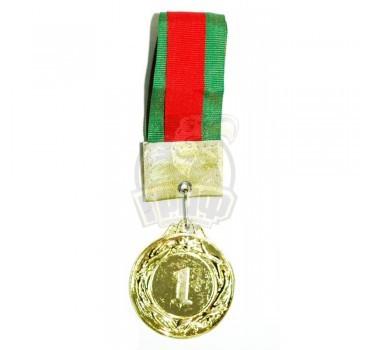 Медаль 4.5 см (золото)