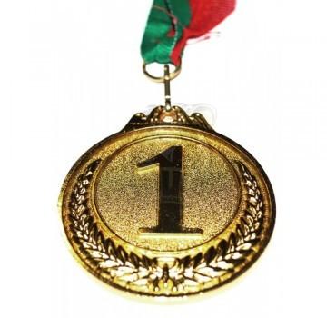 Медаль 5.2 см (золото)