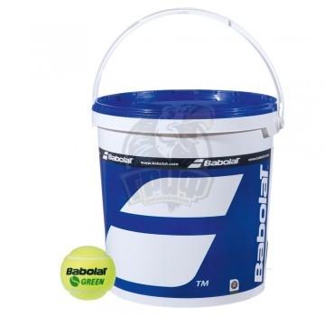 Мячи теннисные Babolat Green Box (72 мяча в ведре)