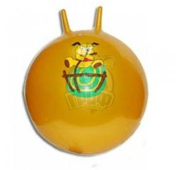 Мяч гимнастический (фитбол) с рожками 50 см