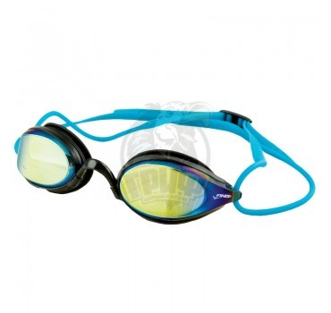 Очки для плавания Finis Circuit Mirror (Gold)