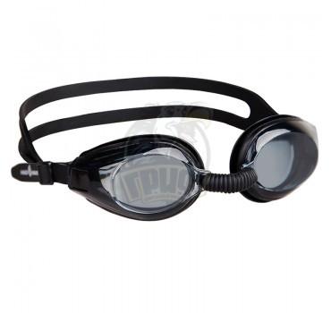 Очки для плавания тренировочные Mad Wave Nova (черный)