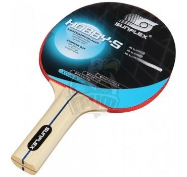Ракетка для настольного тенниса Sunflex Hobby-S