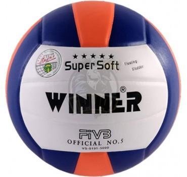 Мяч волейбольный тренировочный Winner VS5 Colored