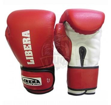Перчатки боксерские Libera American ПУ