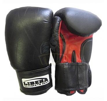 Перчатки боксерские Libera ПУ