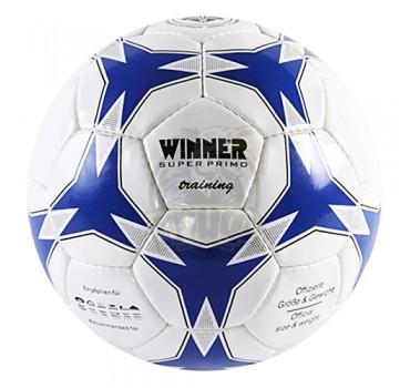 Мяч футбольный тренировочный Winner Super Primo №5 (синий)