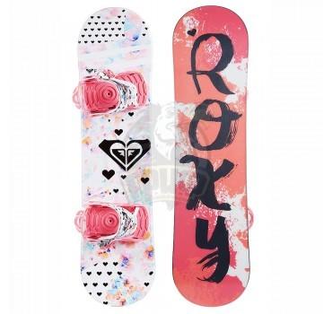 Сноуборд детский Roxy Poppy Package RKR