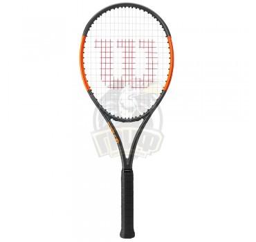 Ракетка теннисная Wilson Burn 100S (без струн)
