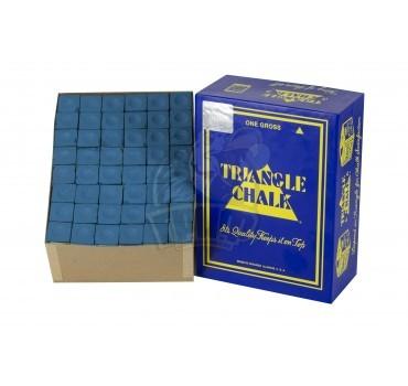 Мел для кия Triangle Blue (144 шт)
