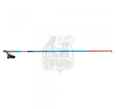 Палки лыжные KV+ Forza Clip (85% карбон / 15% стекловолокно)