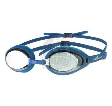 Очки для плавания тренировочные Mad Wave Vanish Mirror (синий)