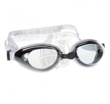 Очки для плавания тренировочные Mad Wave Raptor (серый)