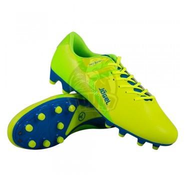 Бутсы футбольные подростковые Jogel Rapido (лимонный)