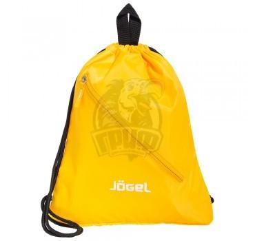 Мешок-рюкзак спортивный Jogel (желтый/белый)
