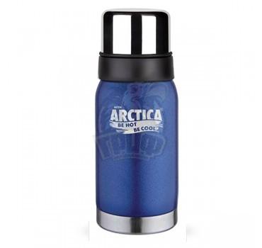 Термос с узким горлом Арктика 500 мл (синий)