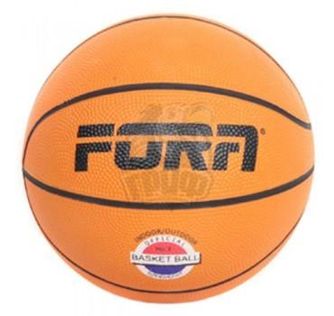 Мяч баскетбольный детский любительский Fora Indoor/Outdoor №3