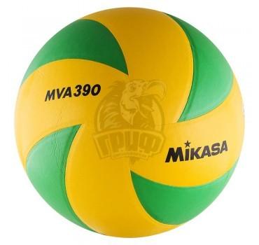 Мяч волейбольный тренировочный Mikasa MVA390CEV