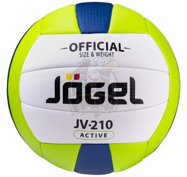 Мяч для пляжного волейбола тренировочный Jögel JV-210