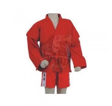 Кимоно самбо (самбовка) Vimpex Sport Gladiator 20 унций (100% Хлопок)