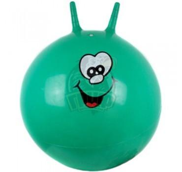 Мяч гимнастический детский с рожками Fora 65 см
