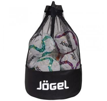 Сетка для переноса мячей Jogel (черный)