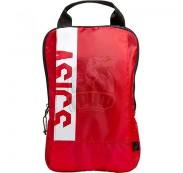 Сумка для обуви Asics Shoe Case (красный/белый)