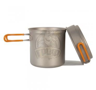 Кастрюля титановая NZ Titanium Cookware 1200 мл