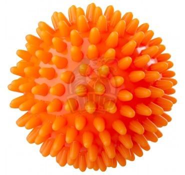 Мяч массажный StarFit 6 см (оранжевый)
