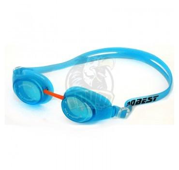 Очки для плавания подростковые Dobest (голубой)