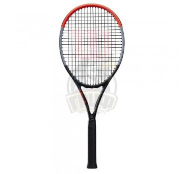 Ракетка теннисная Wilson Clash 100 Tour (без струн)