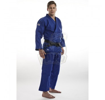 Куртка дзюдо Ippon Gear Hero Blue (75% хлопок, 25% полиэстер)
