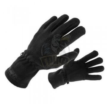 Перчатки лыжные мужские Fischer Fleece (черный)