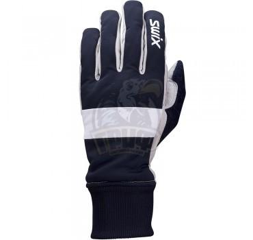 Перчатки лыжные мужские Swix Cross (темно-синий)