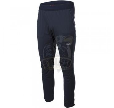 Брюки лыжные мужские Swix Cross (темно-синий)