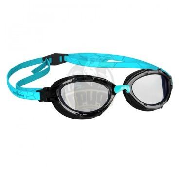 Очки для плавания на открытой воде Mad Wave Triathlon (голубой)
