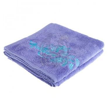 Полотенце Mad Wave Fish Towel (фиолетовый)
