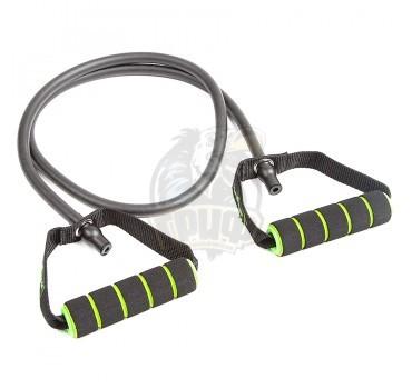 Эспандер-трубка для гимнастики Mad Wave Power Cord (черный)